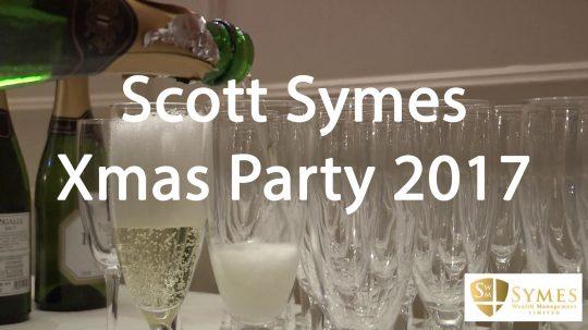 Scott Symes Xmas Party
